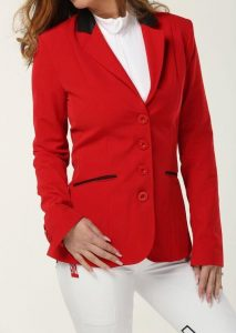 Chillout - Show Jacket Red