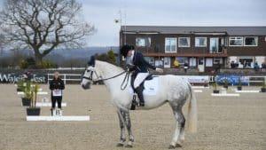Dressage Finals - TPL Equestrian Saddlecloth
