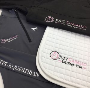 Just Caballo - get it personalised by TPL Equestrian