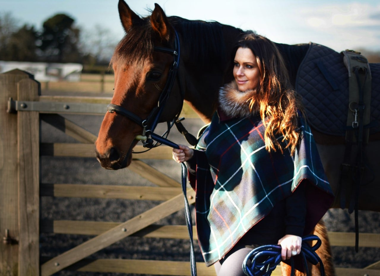 Just Caballo - Whitmore Ivy Cape