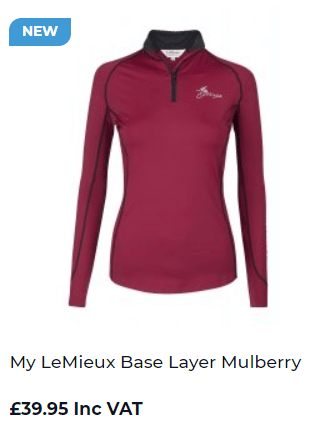 All about that base - Le Mieux Base Layer